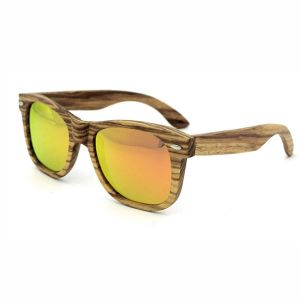 Sunglasses wooden with your logo printed